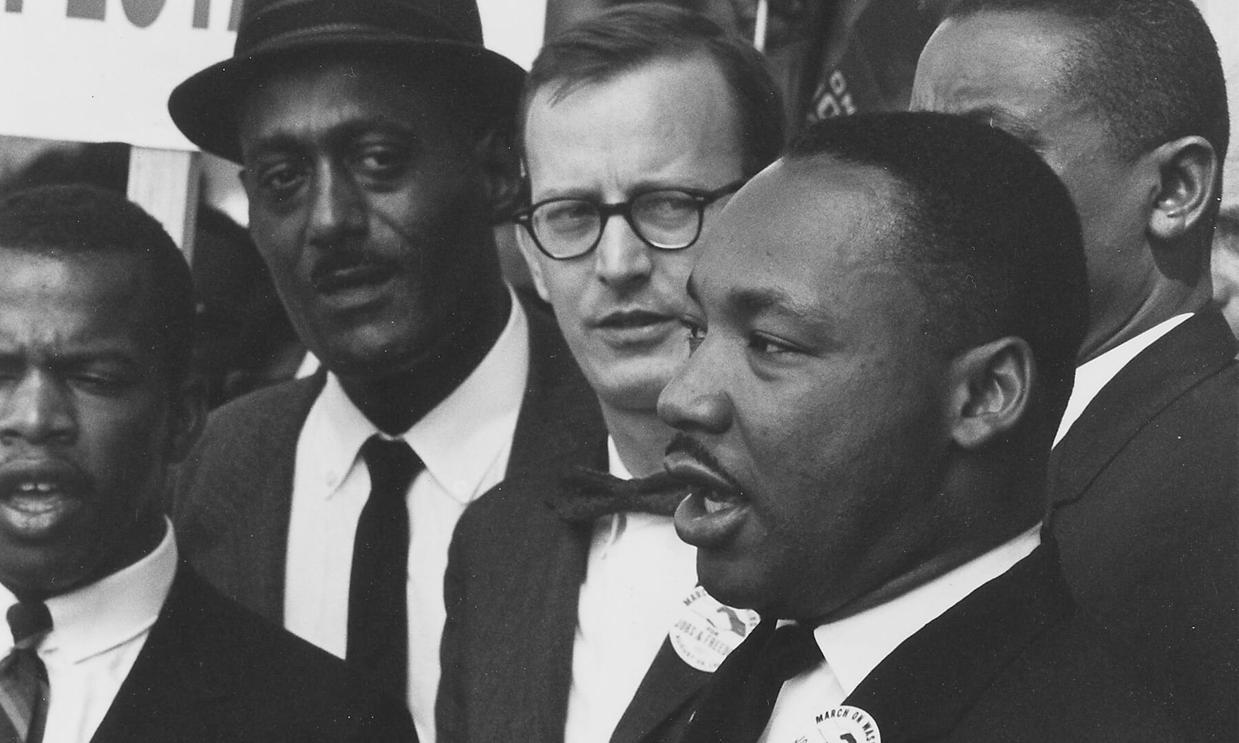 MLK - Martin Luther King Jr - civil rights movement - activism - organize