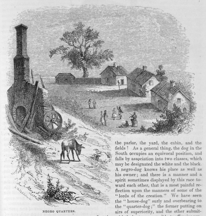 slave house, teaching hard history, Harper's magazine