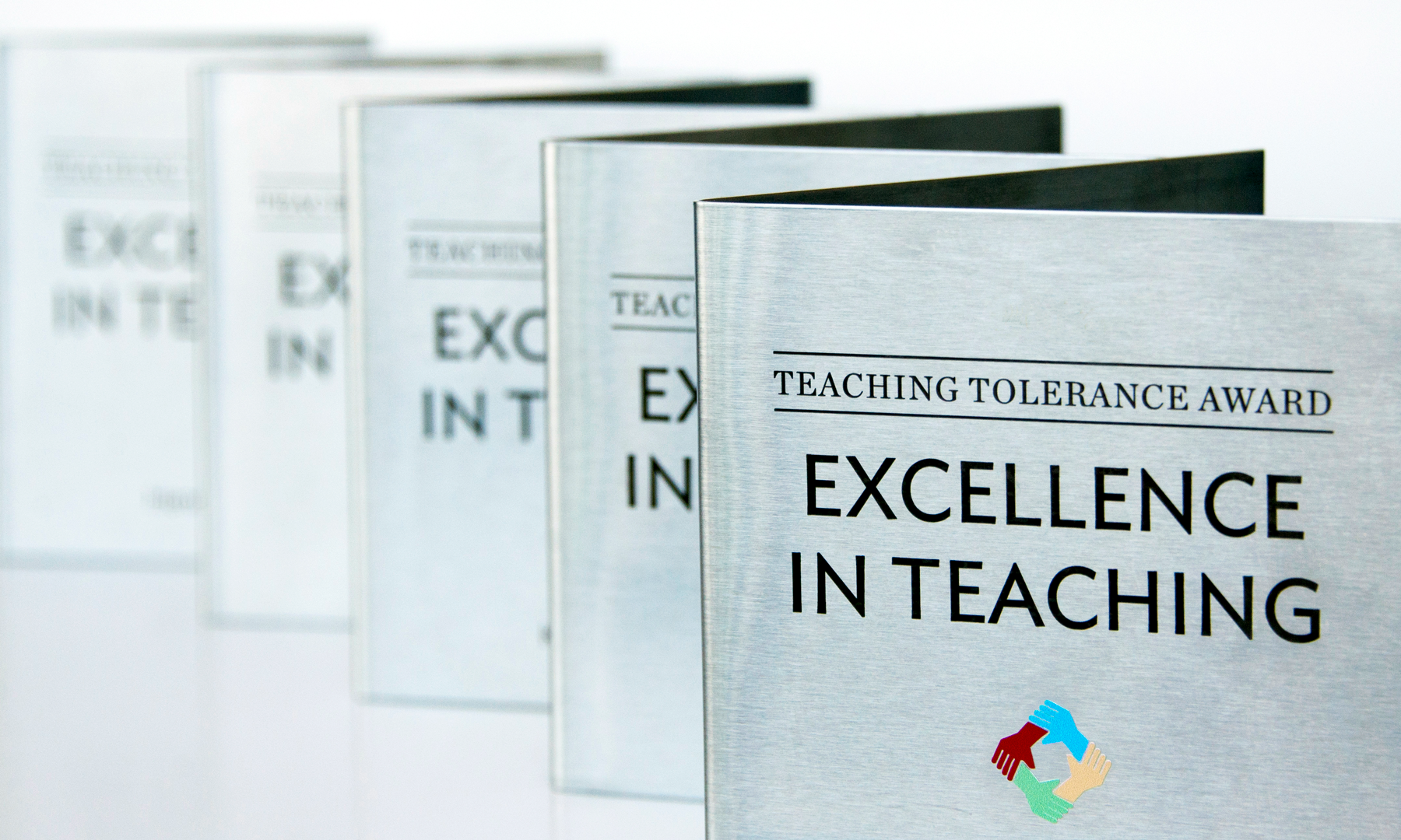 Teaching Tolerance, Teaching Tolerance Award for Excellence in Teaching, Trophies, Generic