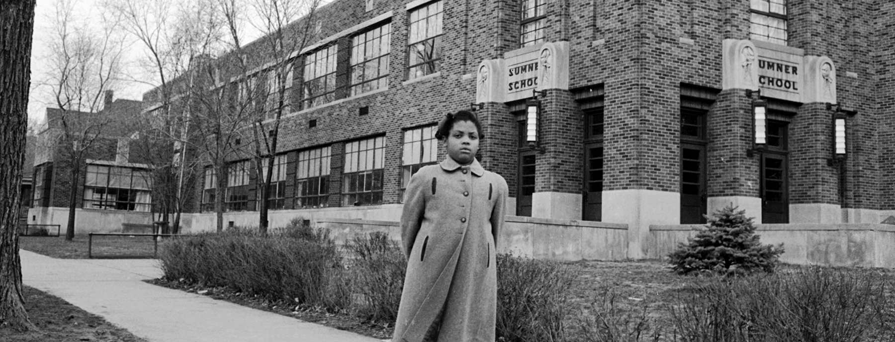 Linda Brown, Brown v Board of Education of Topeka,