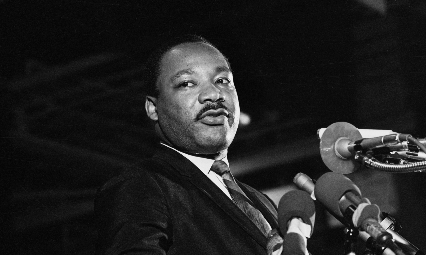 MLK, Martin Luther King Jr, Anniversary, Bettmann, Getty Images