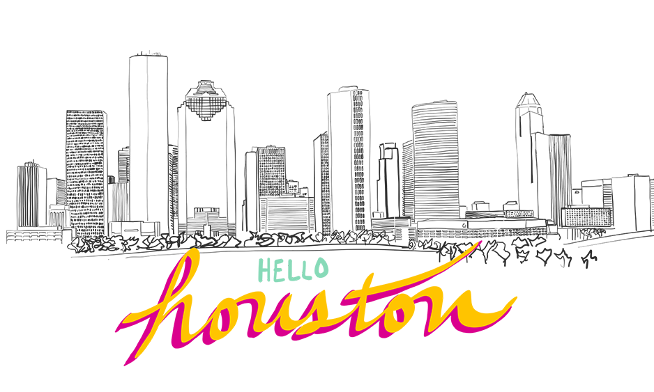 Houston, Texas, TT Workshops, Illustration