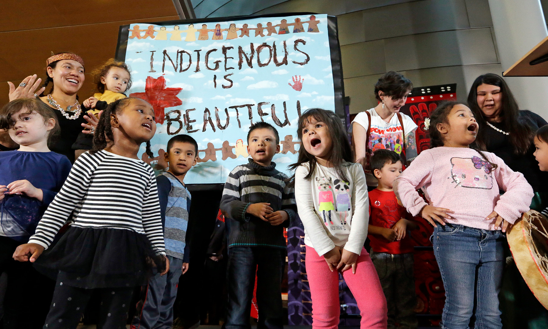 Indigenous Peoples, Columbus Day, Students, Teachers,