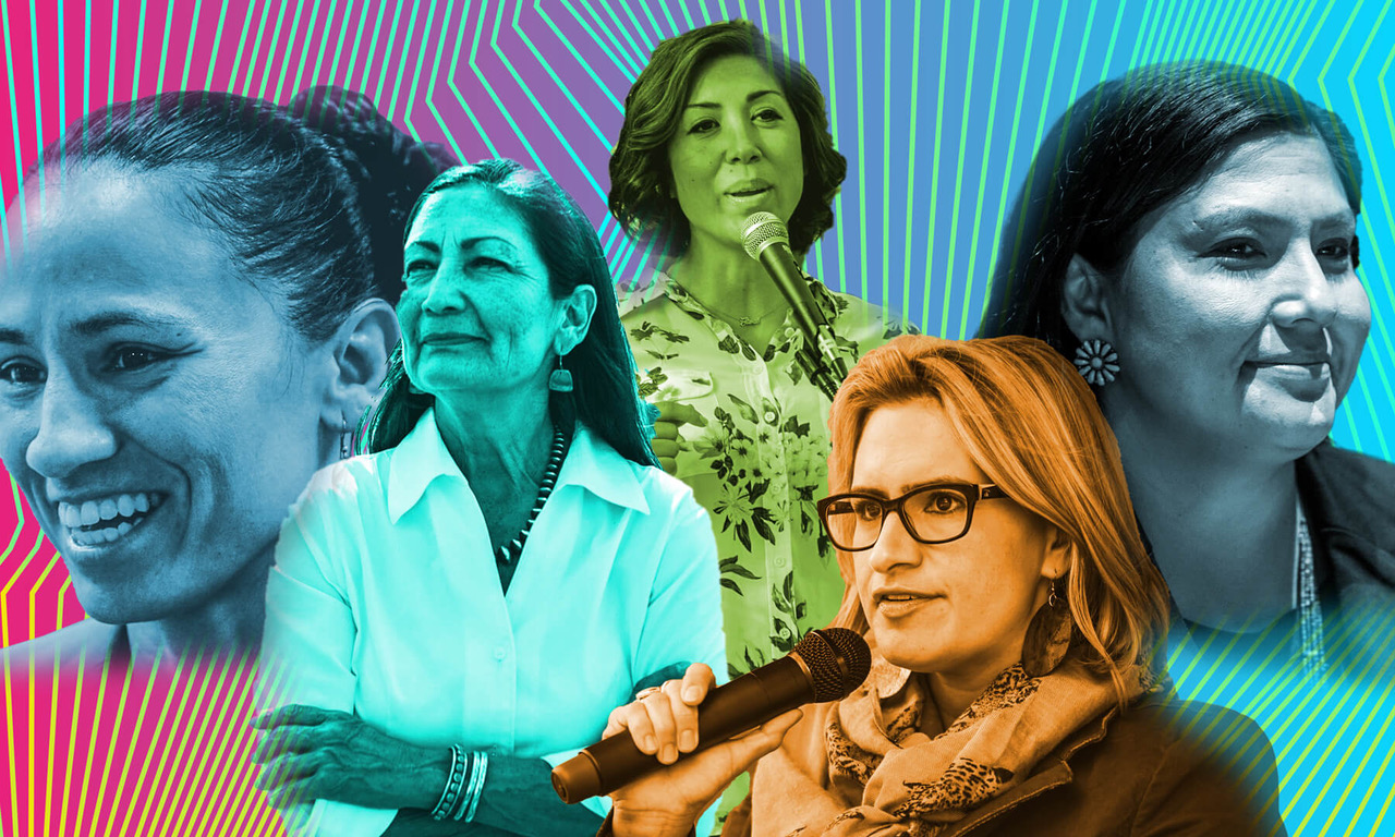 Build students' media literacy by helping them contextualize stories about women candidates—and particularly Native women candidates—this election season.