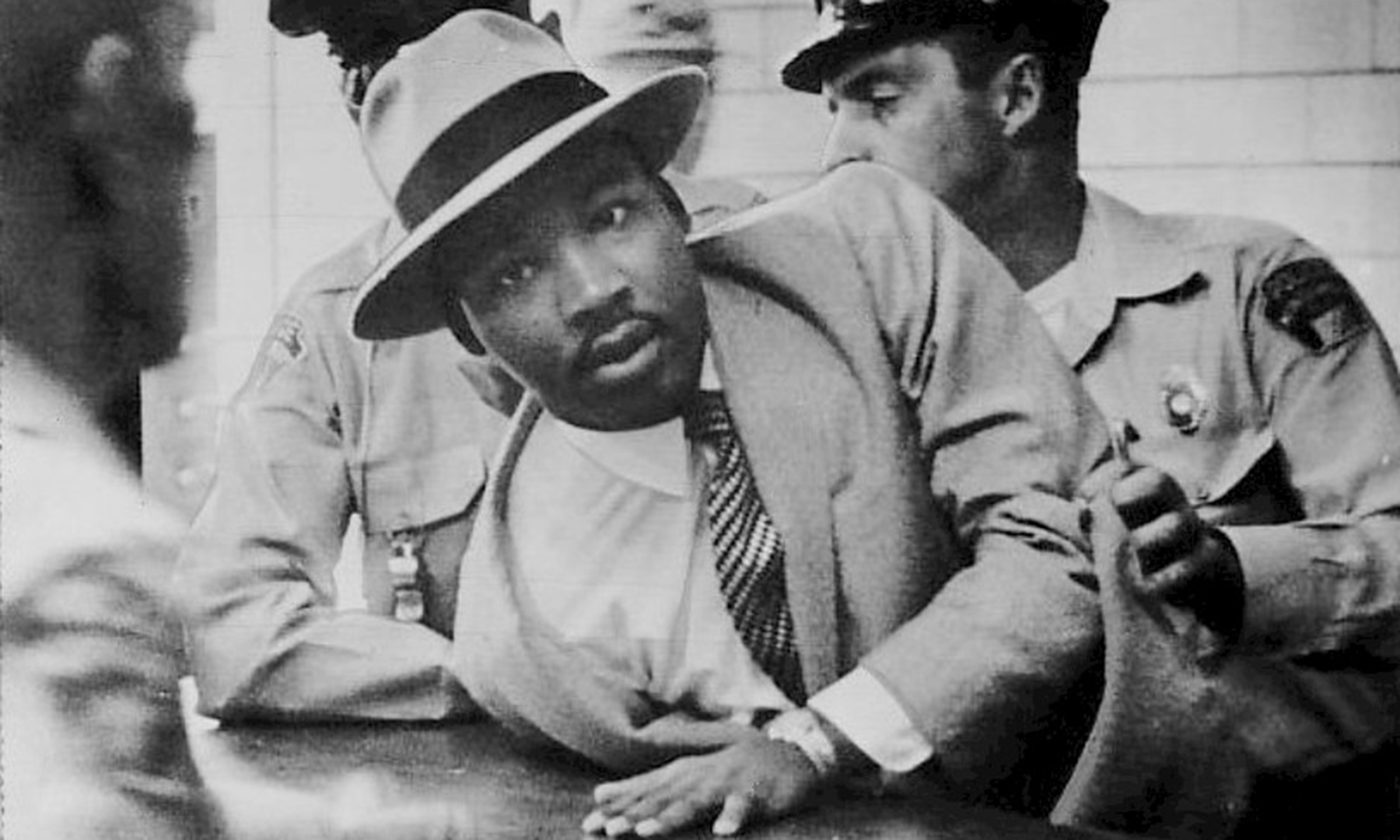 Dr. Martin Luther King Jr., Civil Rights Movement, Arrest, MLK, Police, Activism