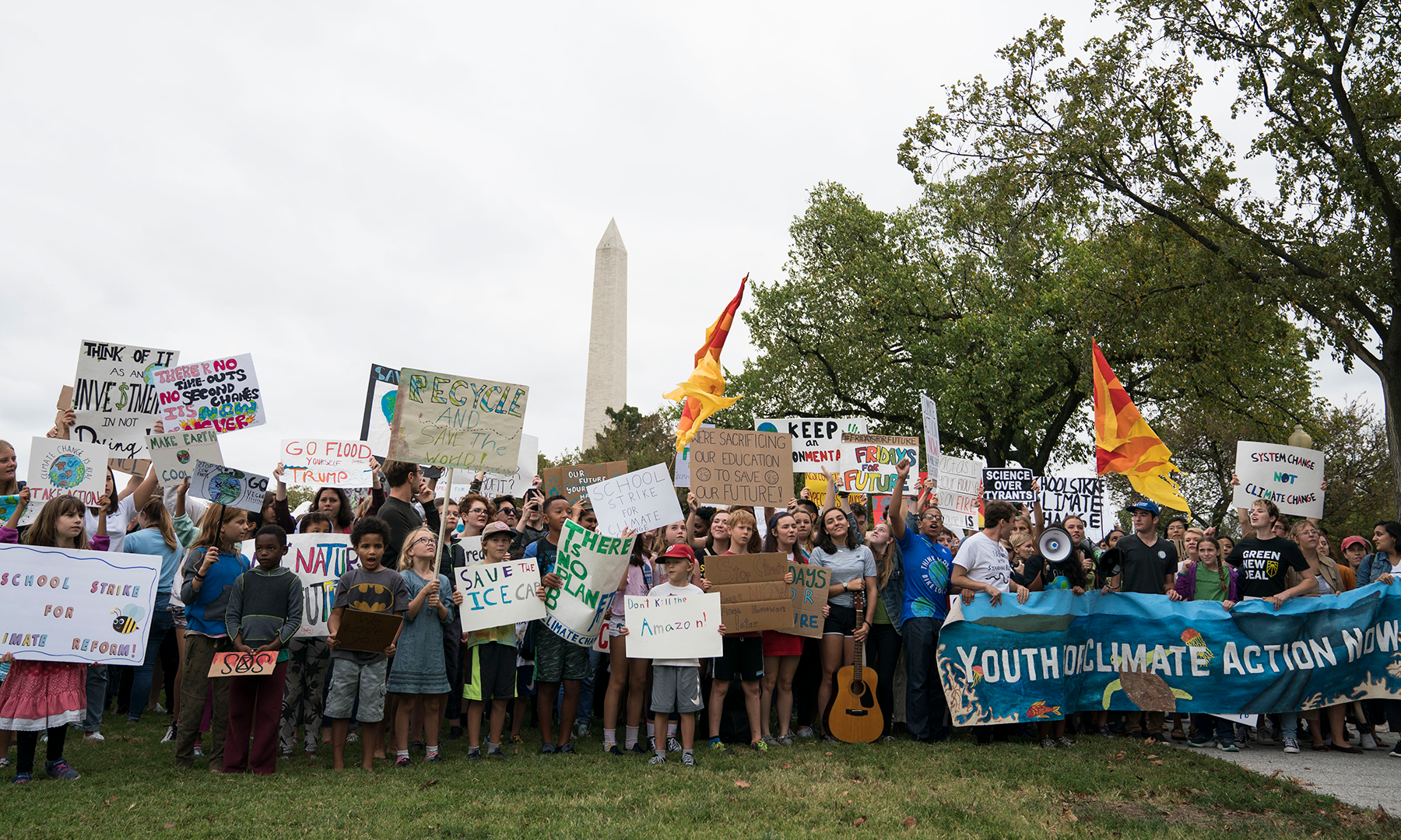 Youth-Led Global Climate Strike and Celebrating Student Action, Advocacy, Protest, Students