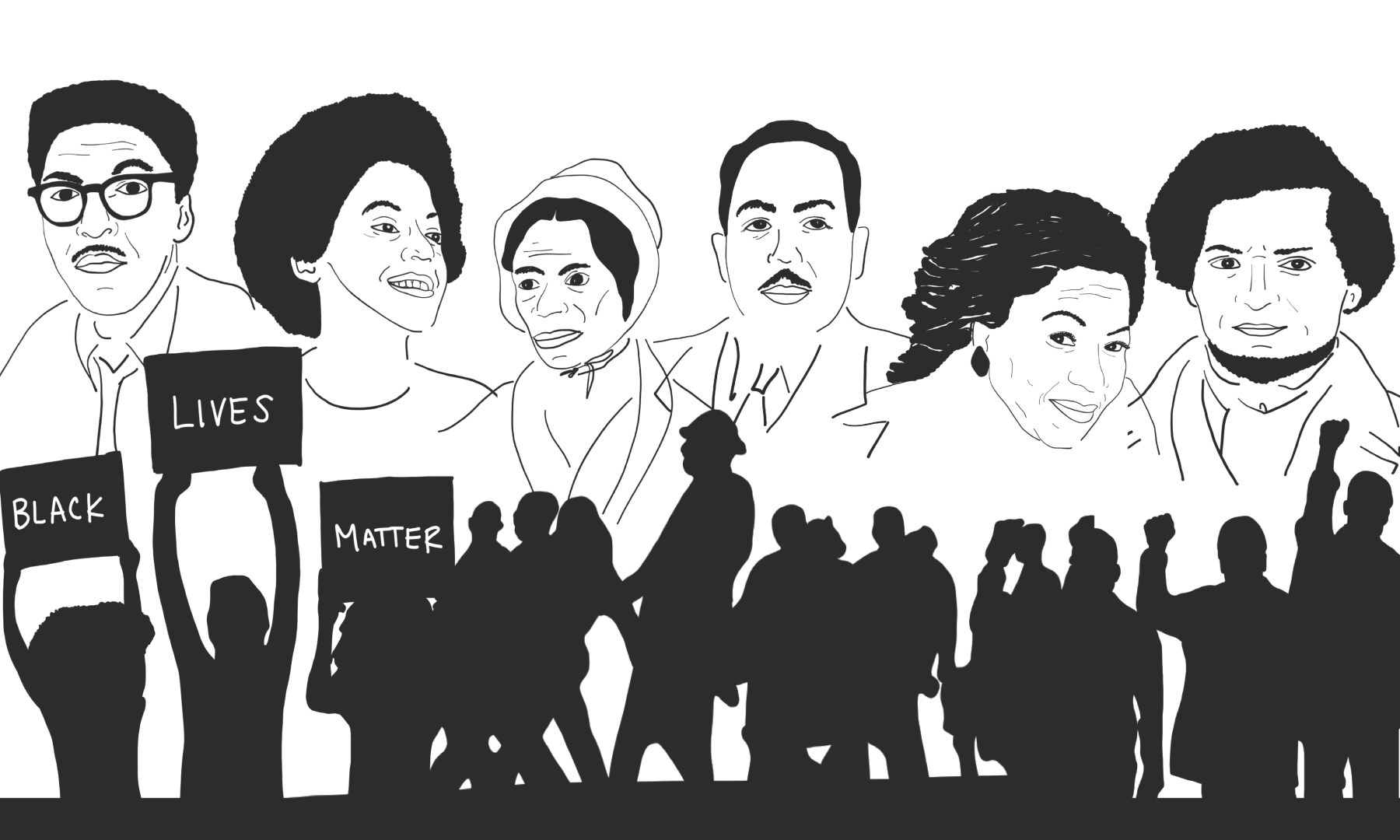 Teaching the Complete History, Civil Rights Movement, Rights and Activism, Black History Month