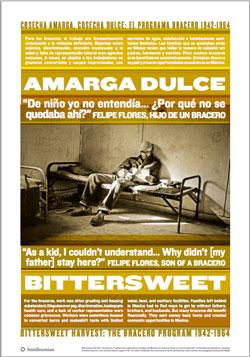 'Bittersweet Harvest: The Bracero Program' Poster Set ...