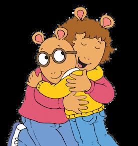 Buddy Up With Arthur