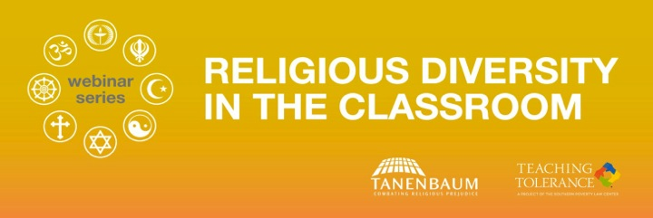 Religious Diversity in the Classroom | Teaching Tolerance