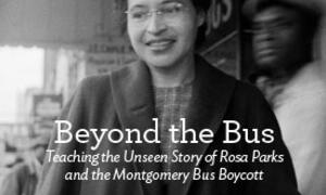 Beyond the Bus Cover Image, Rosa Parks