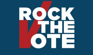 Rock the Vote illustration