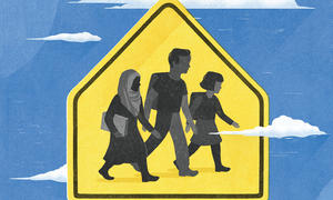 Expelling Islamophobia illustration Gracia Lam