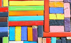 Building Blocks of All Colors