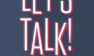 "Cover of the Teaching Tolerance guide ""Let's Talk: Facilitating Critical Conversations with Students."""