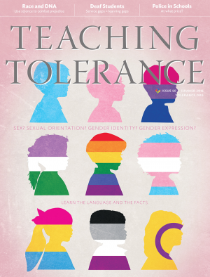 Dealing with sexual orientation in the classroom