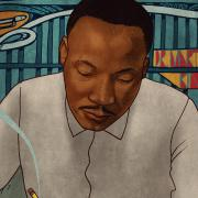 Dr. Martin Luther King Jr. One World
