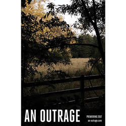 An Outrage film cover