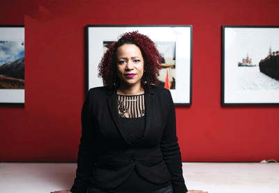 Nikole Hannah Jones Conversations Aren't Enough Hero Image