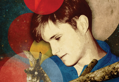 Matthew Shepard Illustration by Peter Hovarth