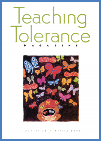 The Trouble with Tribe   Teaching Tolerance