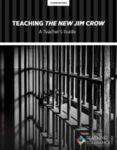 Teaching the New Jim Crow v2 Publication Cover | Teaching Tolerance