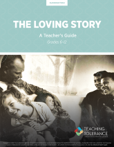 The Loving Story Publication v2 Cover | Teaching Tolerance
