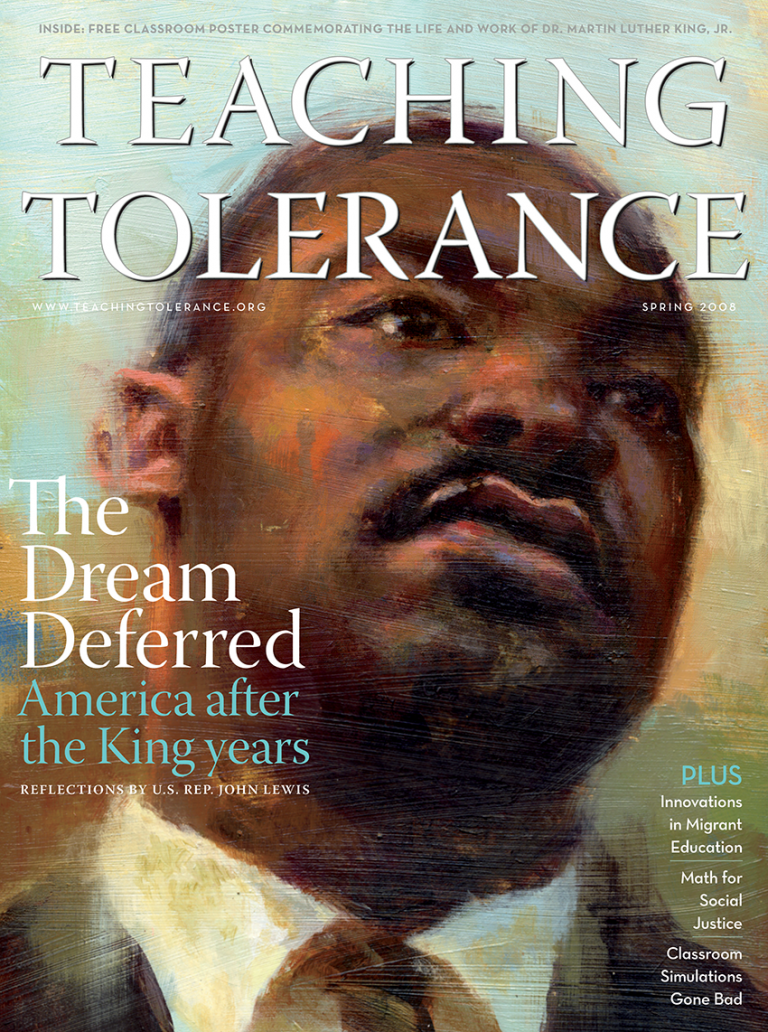 teaching tolerance in america devlin