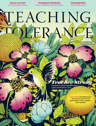 Teaching Tolerance Magazine Archive Teaching Tolerance