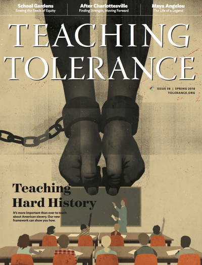 TT58 Cover | Teaching Tolerance