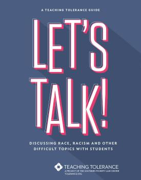 Let's Talk cover image