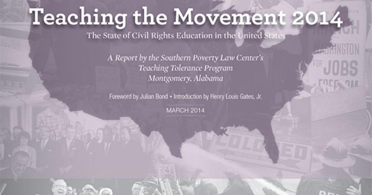 Alabama through Missouri | Teaching Tolerance