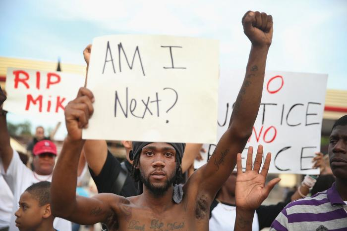 What We're Watching, Black Lives Matter protest