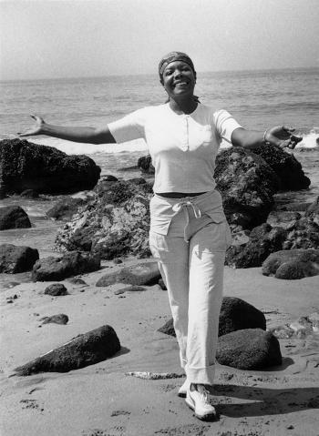 Maya Angelou | TT58 | Teaching Tolerance