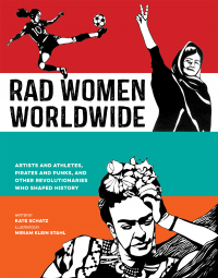 Rad Women Worldwide book cover