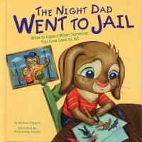 The Night Dad Went to Jail book cover