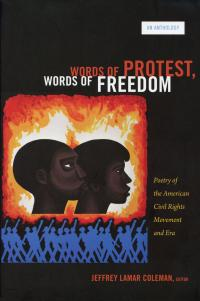 Words of Protest book cover