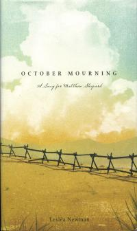 October Mourning book cover
