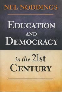 Education and Democracy book cover
