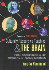 Culturally Responsive Teaching and the Brain book cover