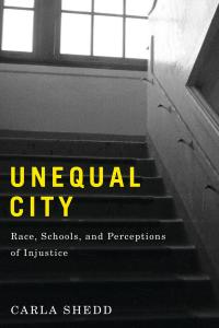 Unequal City book cover