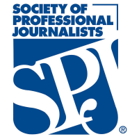 Teaching Tolerance Recognition Society Professional Journalists logo