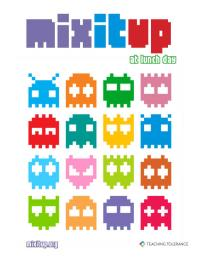 Mixitup poster space invaders