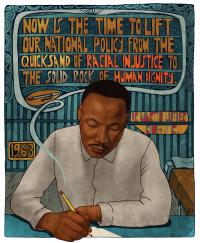 Dr. Martin Luther King Jr. Letters from a Birmingham Jail | One World | Teaching Tolerance