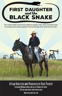 First Daughter and the Black Snake by Keri Pickett | Staff Picks | TT58