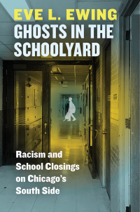 Ghosts in the Schoolyard book cover.