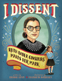 I Dissent book cover.