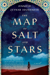 Cover of 'The Map of Salt and Stars' by Jennifer Zeynab Joukhadar.