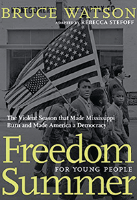 "Cover of ""Freedom Summer."""