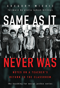 "Cover of ""Same As It Never Was."""